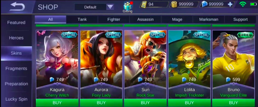 Image result for mobile legends hack