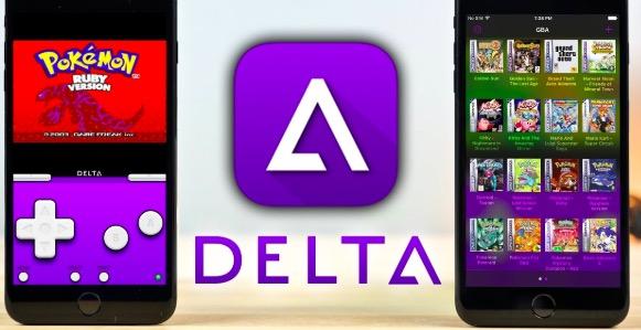 Delta Emulator Download ( IPhone & IPad)