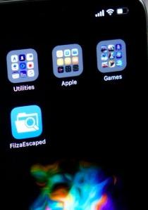Installed Filza - TopStore App