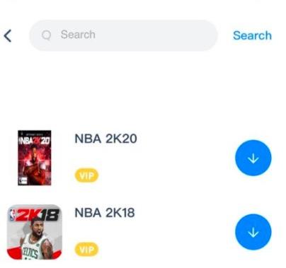 NBA 2K20 Hack on iPhone & iPad