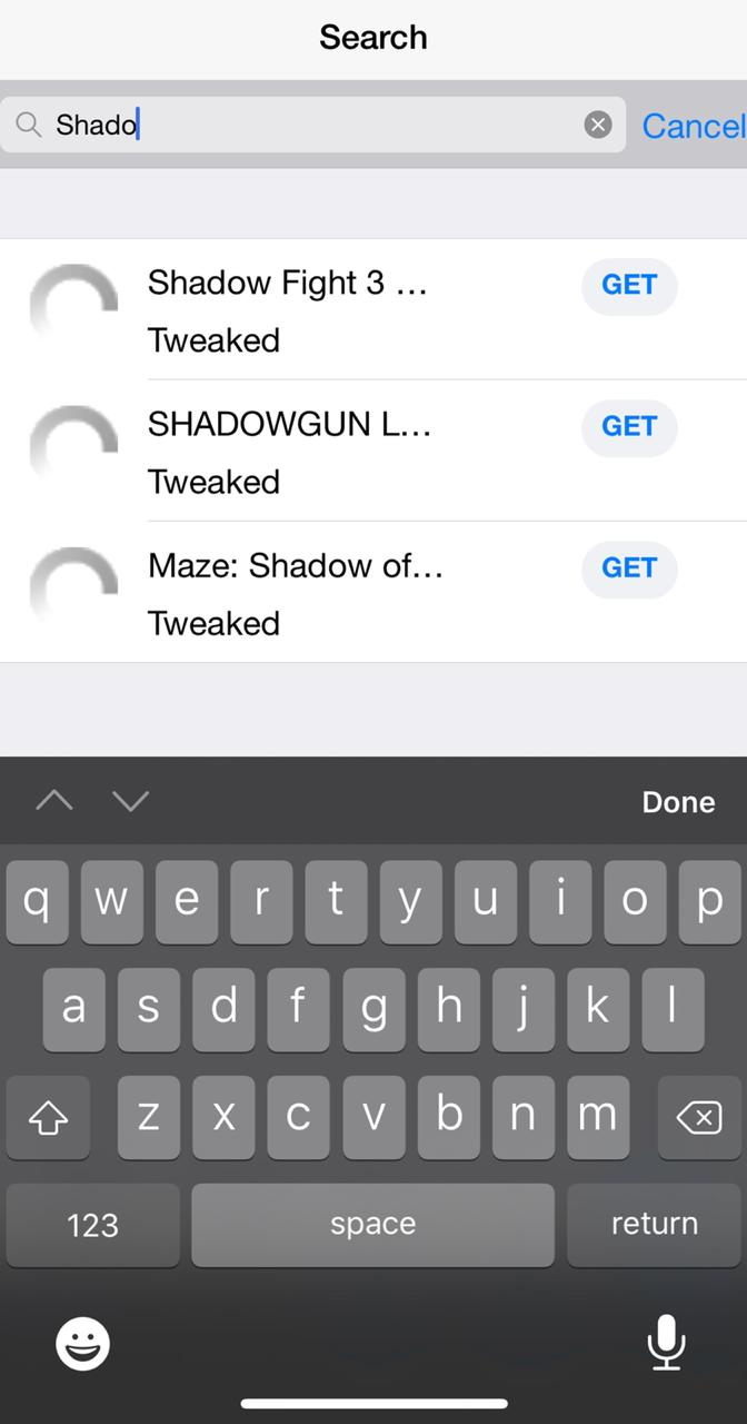 Search Shadow Fight 3 Hack