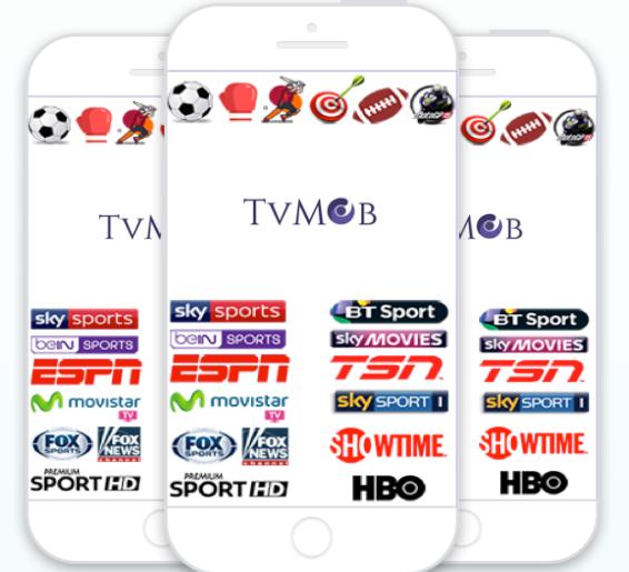TVMob (TVTap Pro APK) for iOS