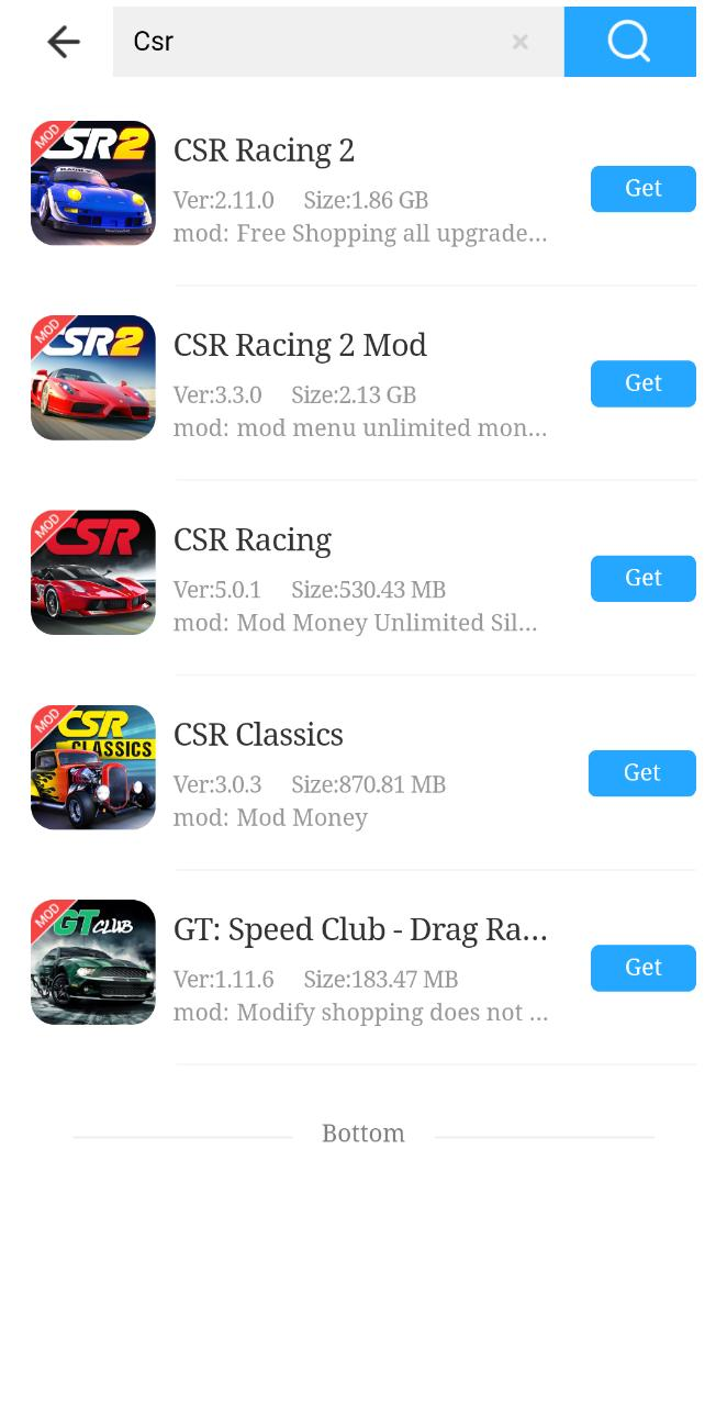 CSR Racing 2 Hack on iOS